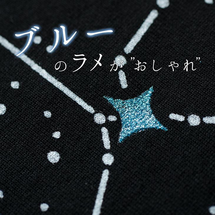 【アートファブリック】夜空を彩る星たち
