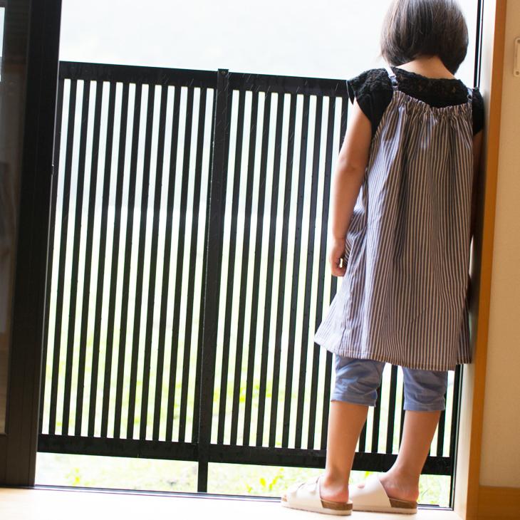 【カット済み】【布帛】コットン バーバーリー(濃いめの水色)