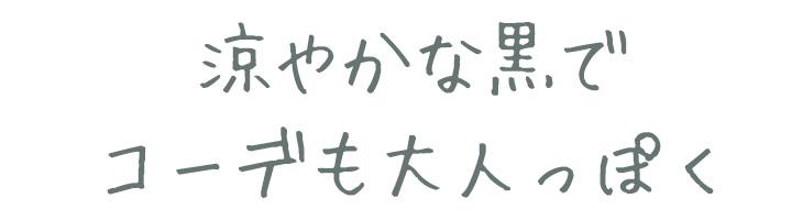 【布帛】リネンシャンブレー(ブラック)