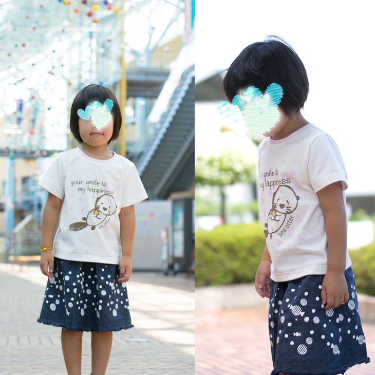 【型紙】らくTシャツ